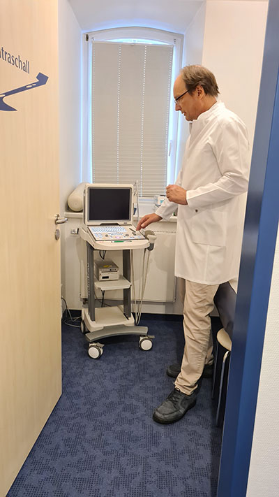 Dr. Andreas Wolf - Leistungen